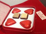 アルマーニドルチのバレンタインチョコ